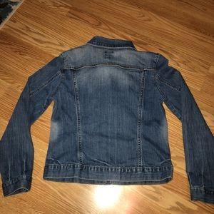 Medium Gap Jean Jacket